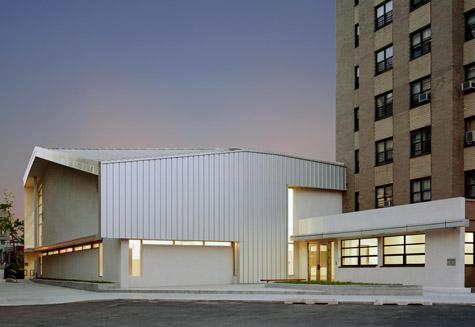 New york architects hMa WaveLine