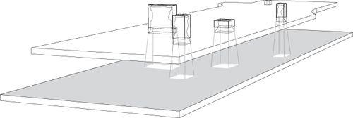 Light monitor diagram