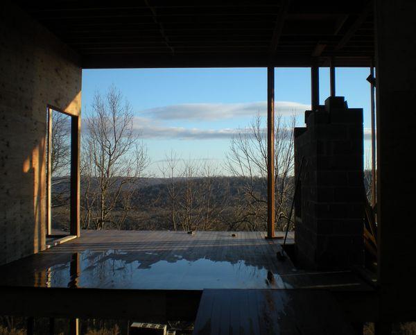 Bridge Studio Modern Minimalist Studio In Construction